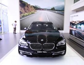BMW 760Li - Không gian tiện nghi di động