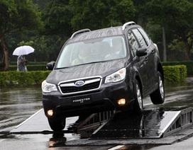 Subaru Forester 2014 - Dành cho niềm đam mê