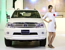 Thị trường ôtô trong nước tháng 7: Toyota khẳng định vị trí số 1