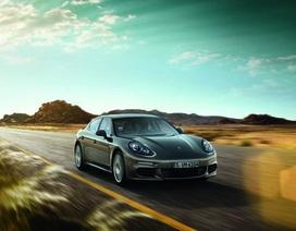 Porsche Panamera phiên bản mới tại Việt Nam có giá từ gần 4,5 tỷ