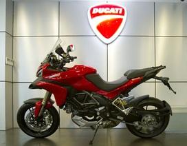 Tìm hiểu xe Ducati Multistrada tại Việt Nam