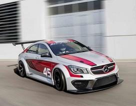 CLA45 AMG Race concept – Mẫu xe đua mới của Mercedes-Benz