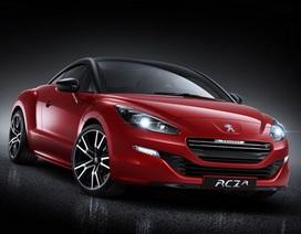Peugeot RCZ R 2014 chính thức xuất hiện với phiên bản 260 mã lực