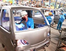 """Nhà sản xuất ôtô """"nội"""" xin Chính phủ giảm thuế, vay vốn"""