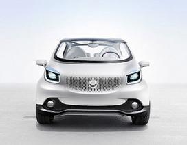 Daimler ra mắt Smart Fourjoy concept