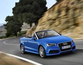 Audi ra mắt A3 Cabriolet 2015