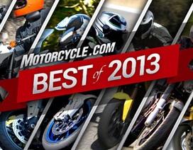 Những mẫu motor tốt nhất của năm 2013