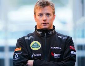 Raikkonen chính thức ký hợp đồng với Ferrari