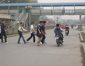 Có nên mở lớp kỹ năng tham gia giao thông cho sinh viên?
