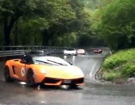 Cuộc duyệt binh của cả trăm chiếc Lamborghini