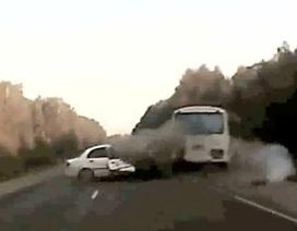Những tai nạn... trời ơi!