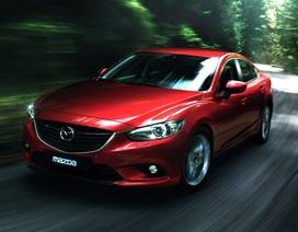 Đến lượt Mazda triệu hồi hơn 160 nghìn chiếc Mazda6 do lỗi chốt cửa