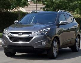 Hyundai Tucson 2014 tại Mỹ giá 21.450 USD