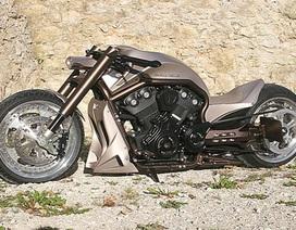 Harley Davidson V-Rod qua tay nhà độ Custom-Wolf
