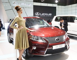 Toyota triệu hồi 260.000 chiếc RX350, RAV4...