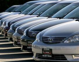 Toyota bị quy trách nhiệm về lỗi tăng tốc đột ngột.