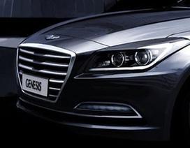 Hyundai công bố hình ảnh chính thức của Genesis Sedan 2015