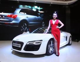"""Những mẫu xe """"chỉ để ngắm"""" tại Triển lãm ôtô Việt Nam 2013"""