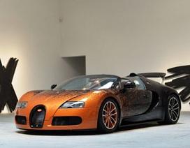 Làm đẹp Bugatti Veyron Grand Sport bằng công thức toán hoc.