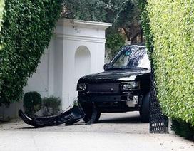 David Beckham lái xe kém?