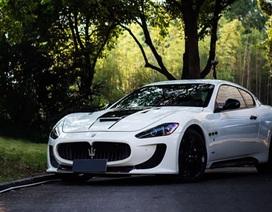 Maserati GranTurismo Sovrano nâng cấp của DMC