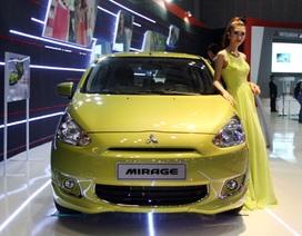 Mitsubishi Mirage có giá từ 440 triệu đồng