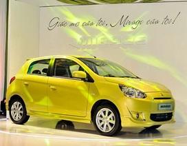 Cập nhật giá bán của Mitsubishi tại Việt Nam