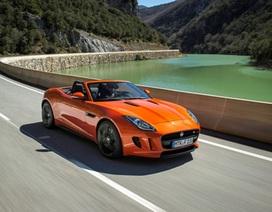 Jaguar F -Type coupé ra mắt tại Los Angeles Auto Show 2013