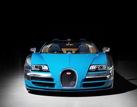 Bugatti Meo Constantini huyền thoại ở Dubai