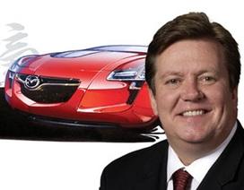 Ford có giám đốc thiết kế mới.