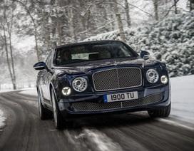Bentley Mulsanne Shaheen dành riêng cho nhà giàu Trung Đông