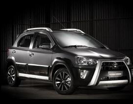 Toyota ra mắt crossover giá rẻ Etios Cross