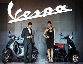Ra mắt Vespa Primavera và Vespa GTS Super tại Việt Nam