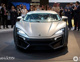 Siêu xe Ả rập giá 3,4 triệu USD