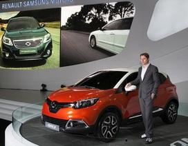 Hàn Quốc nồng nhiệt đón Renault Captur dưới tên gọi Samsung QM3