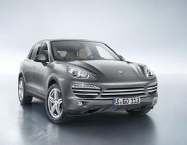 Porsche Cayenne Platinum Edition 2014 chính thức xuất hiện