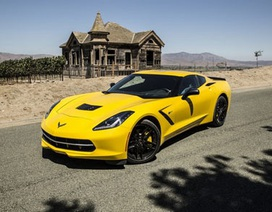 Corvette Stingray 2014 - Ấn tượng từ cái nhìn đầu tiên