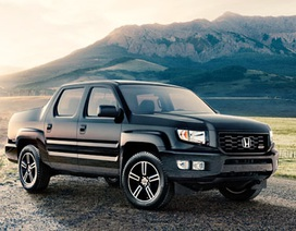 Honda hé lộ mẫu Ridgeline pickup thế hệ mới