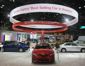 Toyota sẽ công bố kế hoạch nâng cấp Camry trong 2 tuần