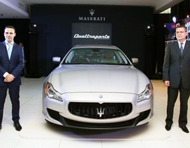 Maserati Quattroporte có giá từ 278.000 USD tại Malaysia