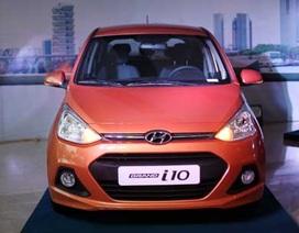 Cập nhật bảng giá xe Hyundai tại Việt Nam (cập nhật tháng 1/2014)