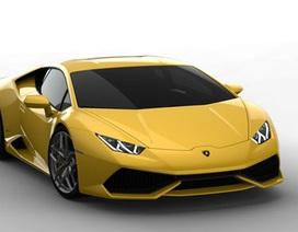 Lamborghini giá rẻ lập kỷ lục khách hàng
