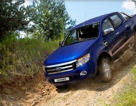 """Ford Ranger mới là """"Vua bán tải"""" tại Việt Nam trong tháng 5"""