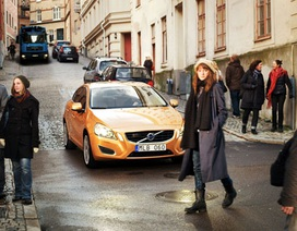 Volvo triệu hồi chiếc sedan S60