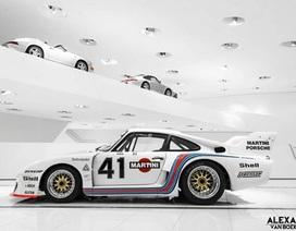 Thăm bảo tàng Porsche tại Stuttgart