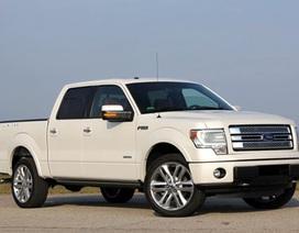 10 mẫu xe bán chạy nhất nước Mỹ năm 2013 có giá bao nhiêu tiền?