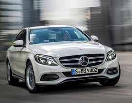 Mercedes-Benz C-Class 2015 chính thức ra mắt tại Mỹ