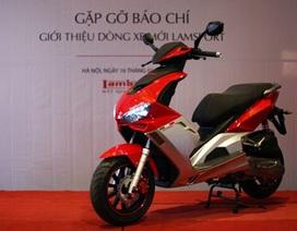 Lambretta ra mẫu xe mới tại Việt Nam
