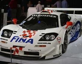 McLaren F1 GTR bán đấu giá được 5,28 triệu USD