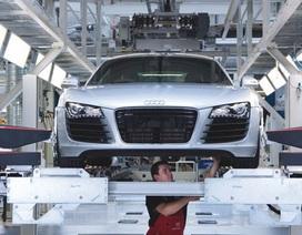Audi R8 V10 được hoàn thiện như thế nào?